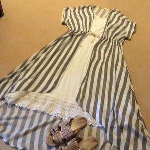 Love In topper dress
